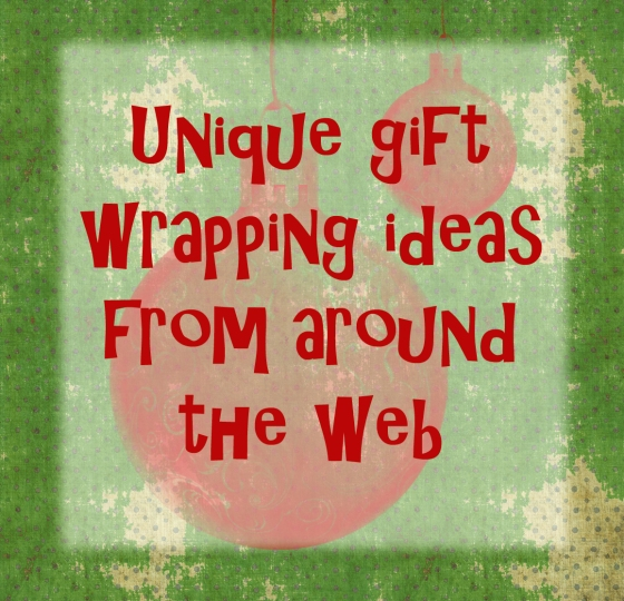 gift wrap ideas logo