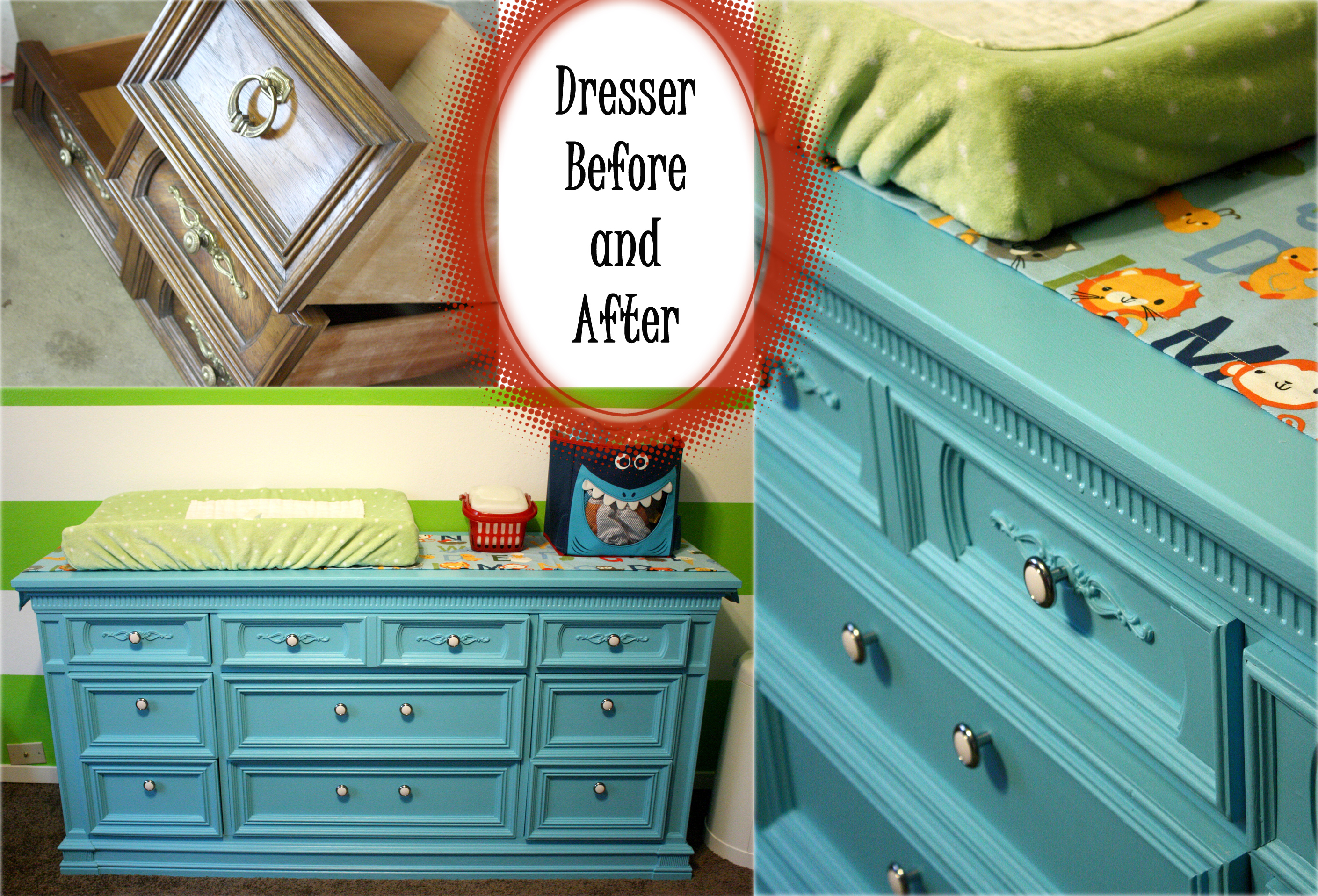 i blue nursery furniture