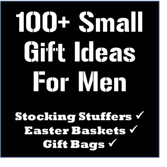 100 stocking stuffer easter basket and gift bag ideas for men i negle Images