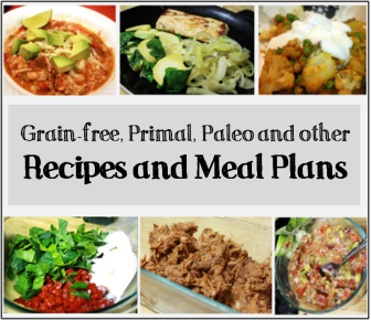 recipes and meal plans