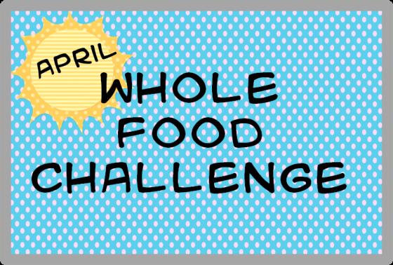 whole food challenge
