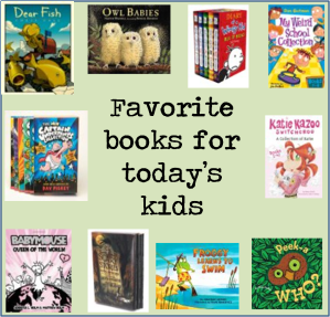favorite books for todays kids